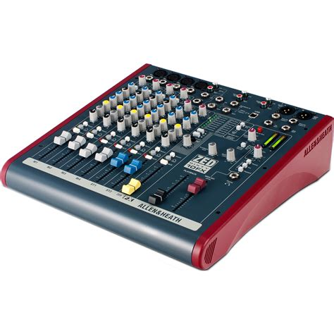 Mixer Audio Allen allen heath zed60 10fx mixing console zed 60 mm faders