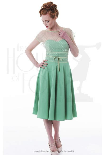 50s swing fashion swing dresses 1940s 1950s styles