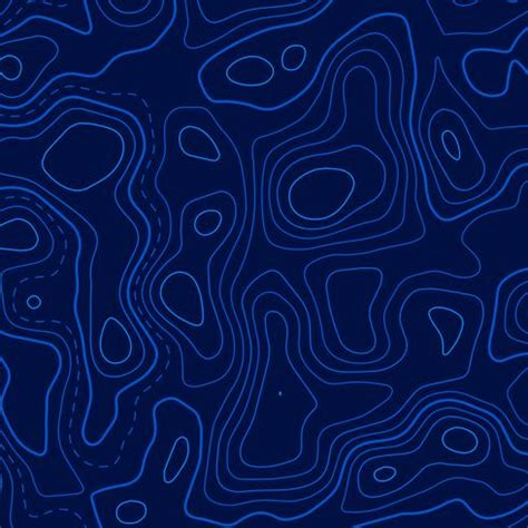 blue topographic contour lines background download free