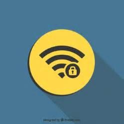 icone wifi avec cadenas symbole du cadenas verrou de protection en 233 criture