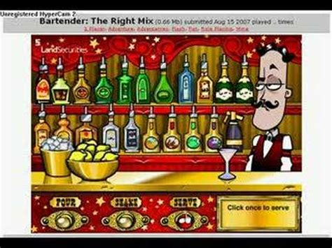 on y8 bartender the right mix y8