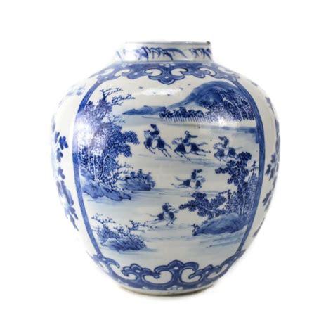 White Porcelain Vase by Blue White Porcelain Vase
