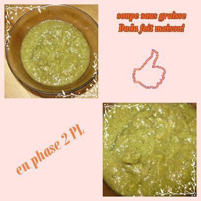 cuisiner des f钁es surgel馥s soupe sans graisse r 233 gime nanou est en cuisine alors