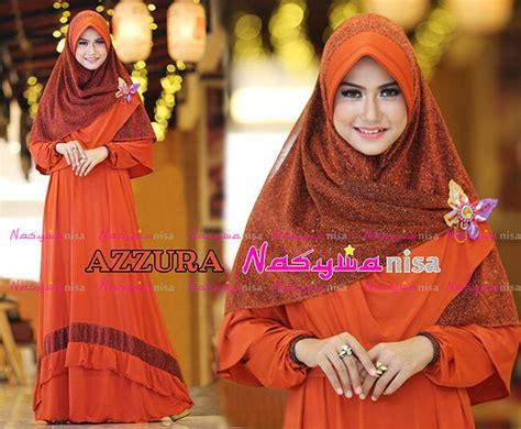 Gamis Wanita Cantique Syari Busana Muslim By Gda Boutique koleksi baju pesta trendy busana muslim pesta www