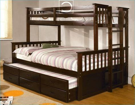 twin  queen bunk bed  trundle google search