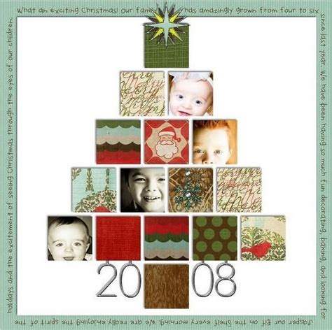 scrapbook layout christmas christmas scrapbook page christmas pinterest