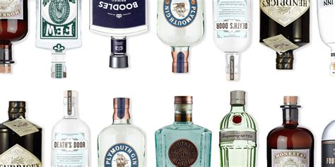 best gin 20 best gin brands of 2017 our favorite gins for cocktails