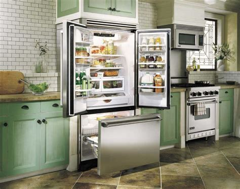 Viking VCFF036SS 19.6 cu. ft. Counter Depth French Door
