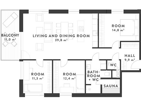 apartment blueprints image gallery apartment blueprints