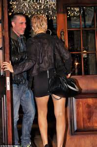 Exclusive Kaos Liverpool 01 Black smith pictured getting cosy at ntas with greg