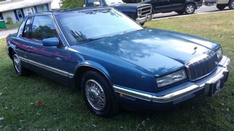 manual cars for sale 1991 buick riviera seat position control 1991 buick riviera coupe 3 8 v6 76 000 original miles with premium car cover for sale photos