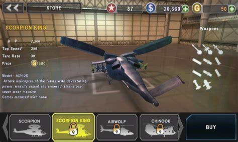 cara mod game gunship battle download free games quot gunship battle with unlimited dollar