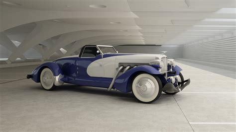 duesenberg speedster duesenberg sj boattail speedster 1933 by bacarlitos on