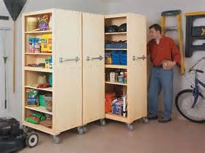 Garage Shelving With Casters 25 Best Ideas About Garage Storage Shelves On