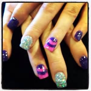 solar nails   lovely nails  wichita falls texas