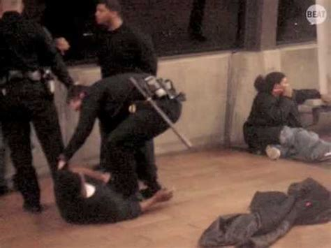 bart police shooting of oscar grant wikipedia the free new footage of oscar grant shooting 2 3 youtube
