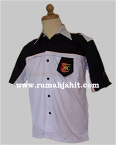Kemeja Standart 001 seragam kerja perusahaan mitra pengadaan seragam no 1 di indonesia