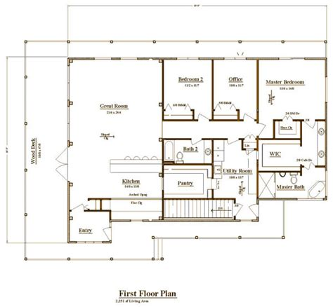 marvelous post frame house plans 9 timber frame house