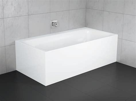 rechteckige badewanne rechteckige badewanne aus emailliertem stahl bettelux v