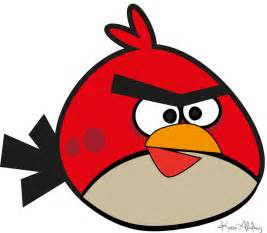 angry bird pictures print calendar template