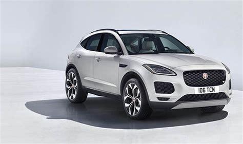 new jaguar suv price new jaguar e pace 2017 revealed new car uk price specs