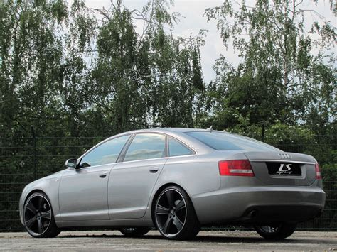 Winterreifen Audi A6 Avant by News Alufelgen Audi A6 4f Mit 20zoll Ls Tettblack Edition