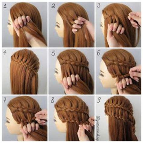 dutch four strand ladder braids tutorial | lynette tee