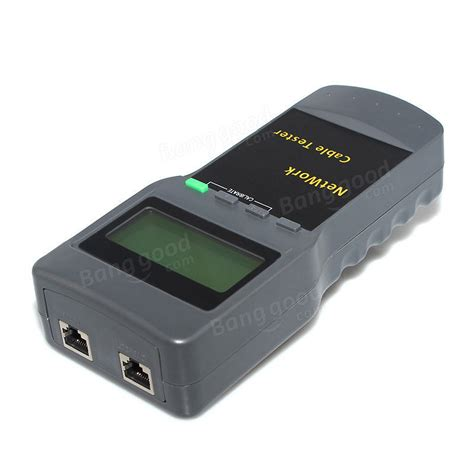 cat5 rj45 network cable tester tracker wireless pc data