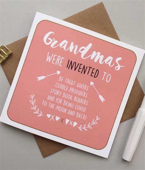 Birthday Cards For Grandmas