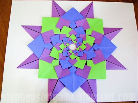 Origami Quilts - 17 best images about origami on origami paper