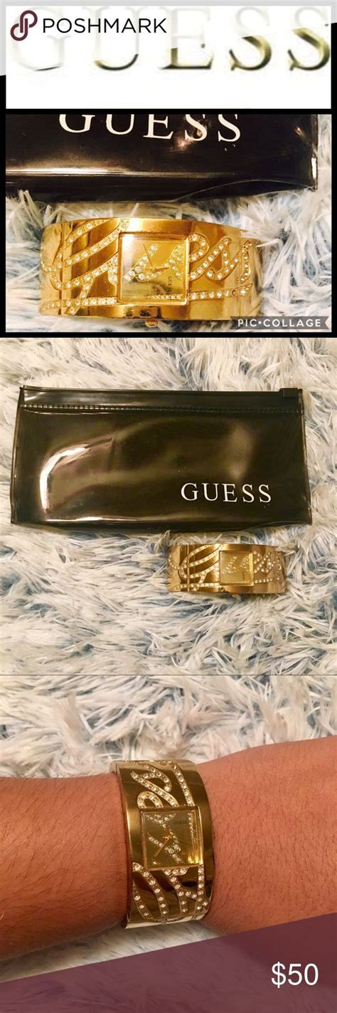 Guess By Marcianos Metal Pop Homage To The Ysl Muse by Best 25 Guess Watches Ideas On Best