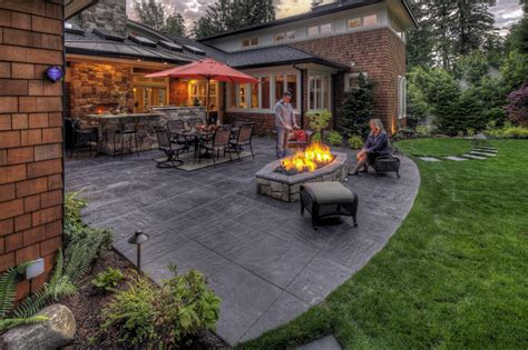 talwalker project traditional patio portland