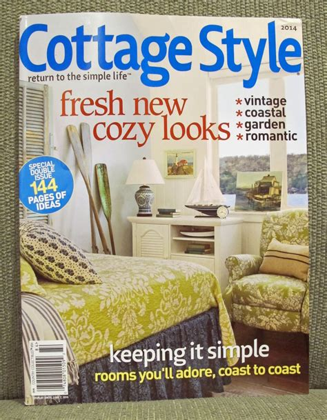 cottage style magazine subscription 1 digital issue just grand cot e style magazine feature