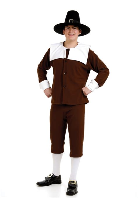 pilgrim man adult costume halloween costumes other