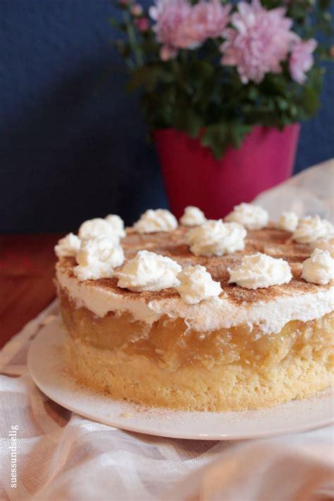 apfel sahne kuchen apfel sahne pudding kuchen rezept rezepte zum kochen