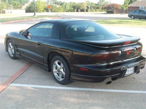 2000 pontiac firebird v6 sell used 2000 pontiac firebird coupe 2 door 3 8l v6 black