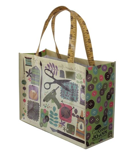 bag crafts go green bag craft sew print jo