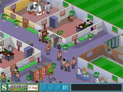theme park hospital pc theme hospital descarga directa un poco de todo