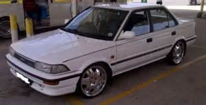 Toyota Corolla Model 1994 Toyota Corolla 1 6gli Twincam 16valve 1994 Model Other