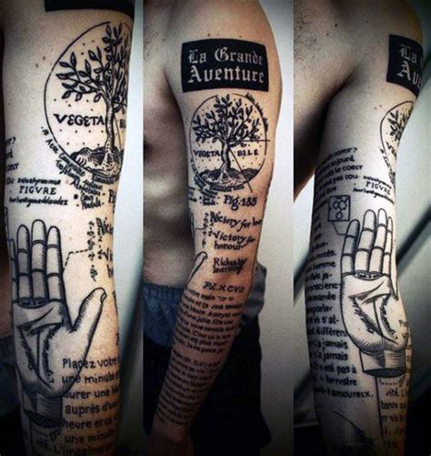 arm tattoos for men quotes 40 quote tattoos for expression of words written in ink