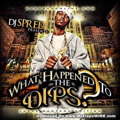 What Happened To Kenny Pfitzer From West Coast Customs by Juelz Santana What Happened To The Dips Mixtape By Dj