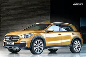 Mercedes Gla Suv All New 2019 Mercedes Gla To In Brand S Suv Assault