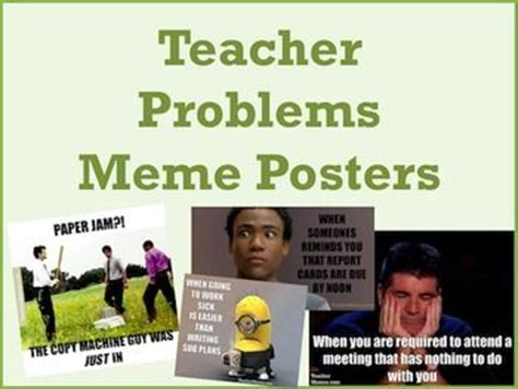 Teacher Problems Meme - pinterest the world s catalog of ideas