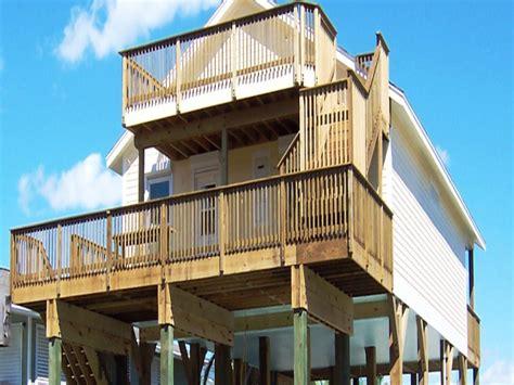 stilt house design stilt house plans waterfront homes sandcastle coastal homes sandcastle coastal homes costal