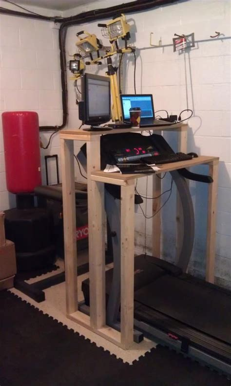 Treadmill Desk Diy How To Build A Treadmill Desk Live Active Fitness