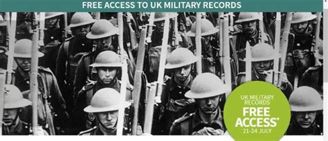 Free Access To Records Uk Genealogy Bargains For Sunday July 23 2017