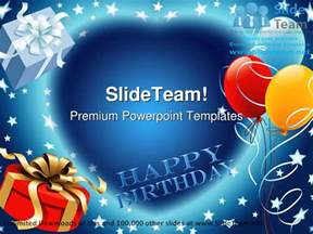 happy powerpoint templates happy birthday events powerpoint templates themes and
