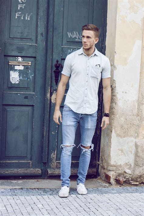 Dress Tenis Putih s style modern mens ripped style ideas 1 s ripped style that looks amazing