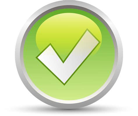 aceptar  marca de verificacion graficos vectoriales