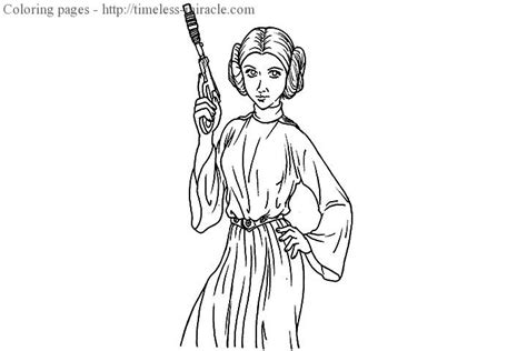 Princess Leia Coloring Pages Coloring Pages Princess Leia Coloring Printable